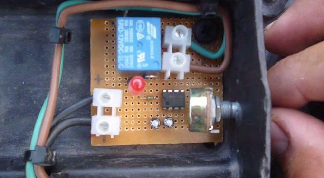 Como hacer un corte de RPM casero sin shift light manual
