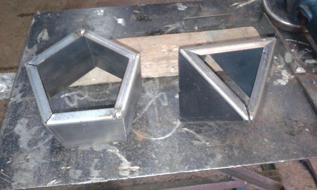 molde para maceta de cemento